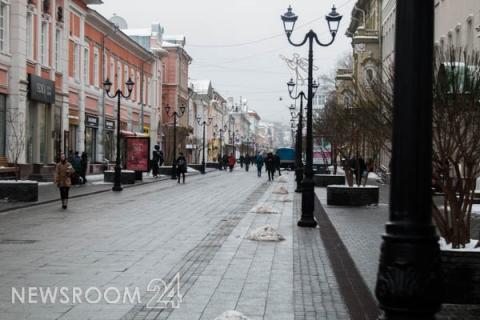 Вывески на 17 улицах приведут к единому дизайн-коду в Нижнем Новгороде