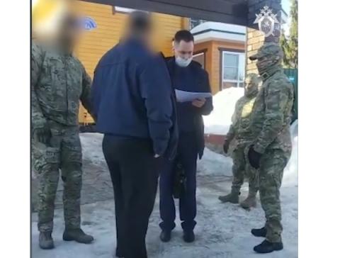 Опубликовано видео задержания и обысков в Нижегородском ЛУ МВД на транспорте