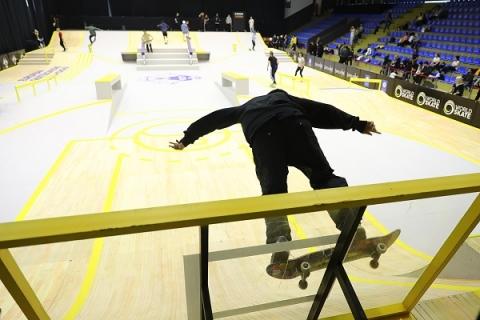 Скейт-парк для нижегородцев смонтируют на набережной Гребного канала