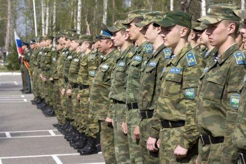 Солдату-срочнику из Костромы сломали нос поленом в нижегородском Мулине