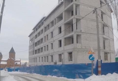 ЖК «Воскресенская слобода» в Нижнем Новгороде планируют достроить к 2022 году
