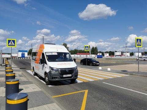 Платный проезд вводится в электробусах до аэропорта Нижнего Новгорода с 28 августа