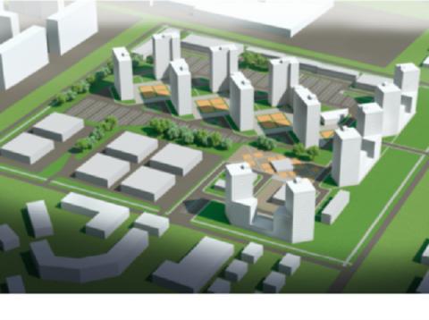 ЖК построят на месте завода «Красный кожевенник» в Нижнем Новгороде