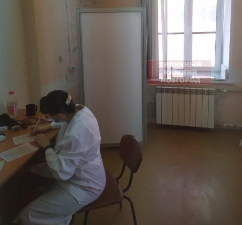 Нижегородцы пожаловались на халатное отношение в пункте вакцинации от коронавируса