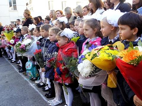 Массовые линейки на 1 сентября запрещены в школах Нижегородской области