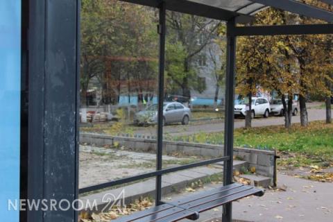 15 новых остановочных павильонов устанавливают в Нижегородском районе
