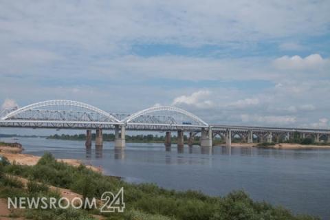 Ремонт Борского моста в Нижнем Новгороде стартует в сентябре
