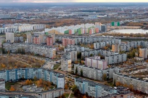 Нижний Новгород попал в топ-15 городов-миллионников с дешевым жильем