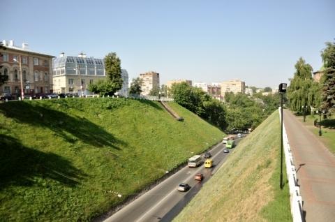 Движение транспорта в центре Нижнего Новгорода будет закрыто 30 мая