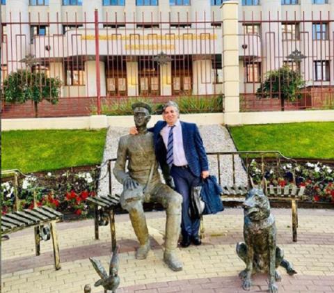 Бывший адвокат Михаила Ефремова приехал в Нижний Новгород