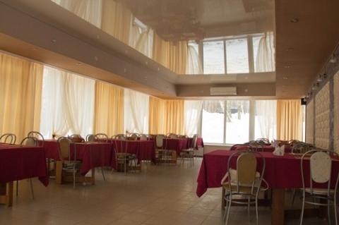 Ресторан с фонтаном продают в Нижнем Новгороде за 110 млн рублей