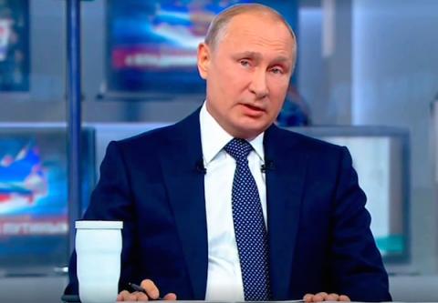 Путин поздравил с днем рождения дочь нижегородского депутата