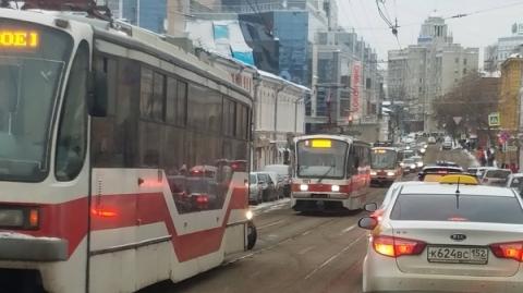 Нижегородские троллейбусы и трамваи переведены на расписание выходного дня до 8 ноября