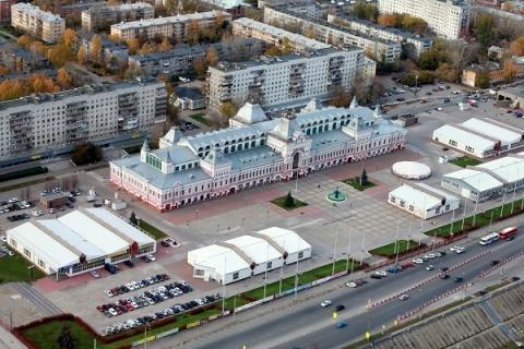 """Станция """"Ярмарка"""" вошла в проект продления метро в Нижнем Новгороде"""