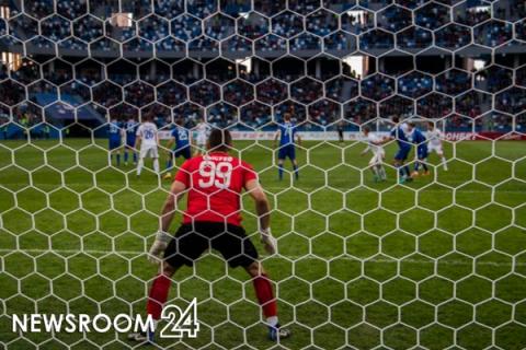 «Нижний Новгород» победил иркутский «Зенит» в Кубке России