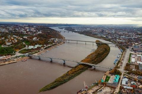 Два моста, 32 детсада  и новый проспект появятся в Нижнем Новгороде
