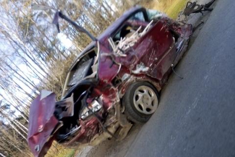 Причиной массового ДТП в Кстовском районе стало превышение скорости