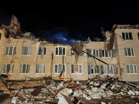 Семью погибшего при взрыве в Дальнеконстантиновском районе младенца отказались переселить