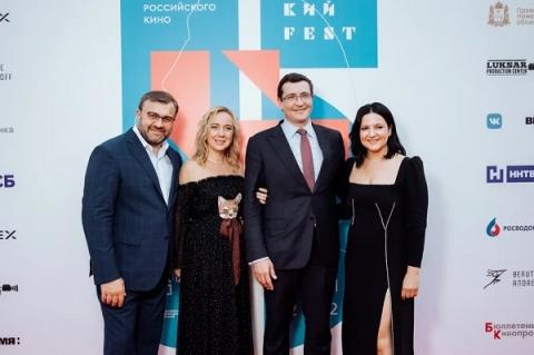 Пореченков и Михеева создадут кинокластер в Нижнем Новгороде