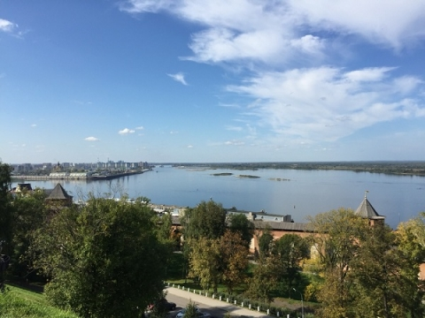 Блогер Илья Варламов написал статью о благоустройстве Нижнего Новгорода