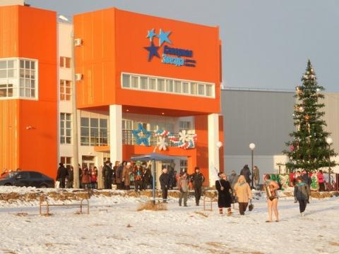 ФОК за 111 млн рублей построят в Нижнем Новгороде
