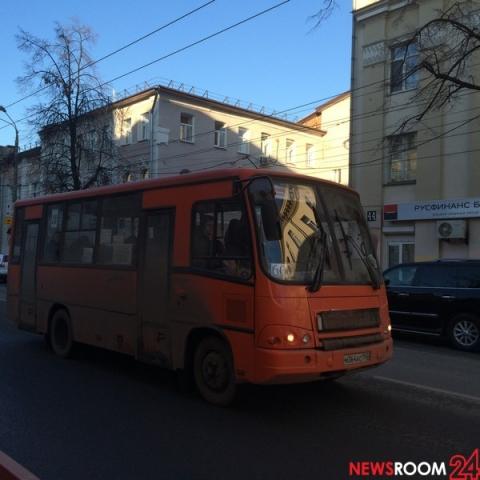 В Нижнем Новгороде пассажирка выпала из маршрутки и попала в реанимацию