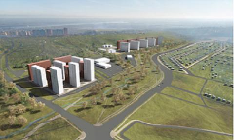 ЖК с ФОКом и школой планируют построить у Щелоковского хутора в Нижнем Новгороде