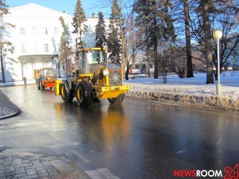 Резкое потепление до +2 градусов ожидается в Нижнем Новгороде в конце февраля