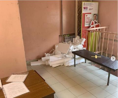 Глава нижегородского минздрава раскритиковал работу поликлиники №30