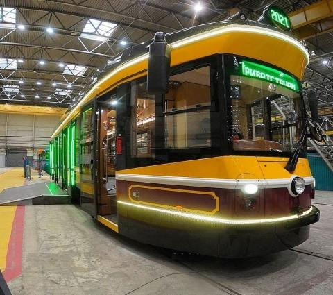 Экипаж нижегородских ретро-трамваев будет носить стилизованную форму