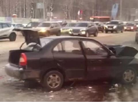 Один из пострадавших в ДТП на Гагарина в Нижнем Новгороде находится в реанимации