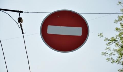 Движение транспорта на Стрелке в Нижнем Новгороде  частично остановят на 5 дней