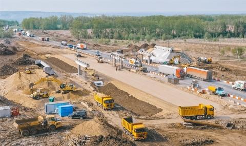 Проект достройки Южного обхода Нижнего Новгорода одобрен Госэкспертизой