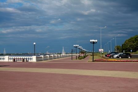 В Нижнем Новгороде создадут самую длинную в мире набережную