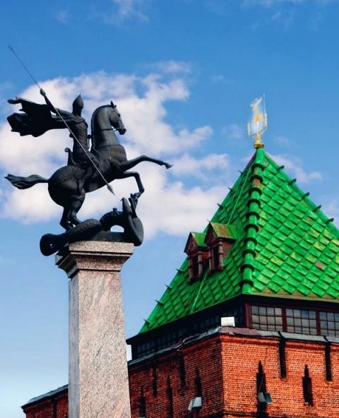 Резкое похолодание и снег ожидаются  в Нижегородской области с 17 октября