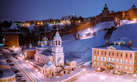 Морозы до -23 придут в Нижний Новгород во второй декаде марта