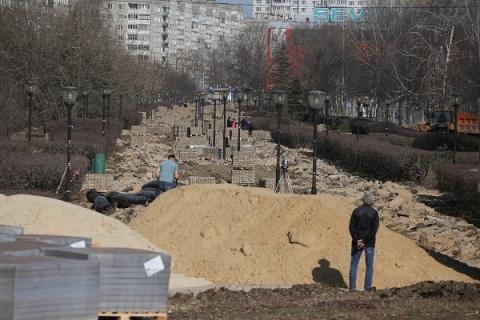 ФКГС в Нижнем Новгороде охватит 34 общественных пространства в 2021 году