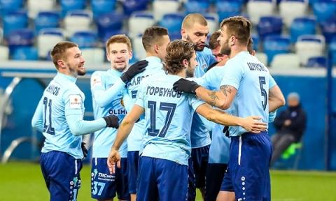 ФК «Нижний Новгород» разгромил «Динамо-Брянск»