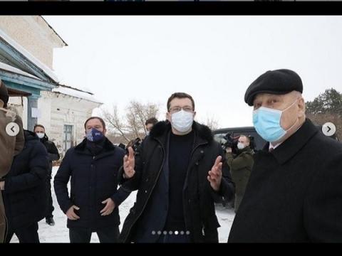 Никитин объяснил Instagram-предупреждение о своих визитах в муниципалитеты