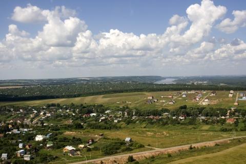 Рекреационную «Околицу» отдали под коттеджи в Нижнем Новгороде