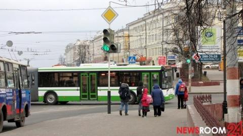Движение транспорта по улице Минина в Нижнем Новгороде ограничат до 26 июня