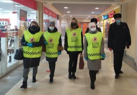 Проверки ТЦ в Нижнем Новгороде усилены из-за коронавируса
