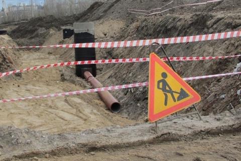 Восстановление отопления началось в Автозаводском районе после аварии