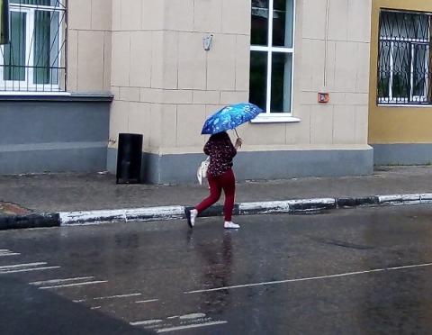 Пасмурная погода с дождями ожидается в Нижнем Новгороде до 12 сентября