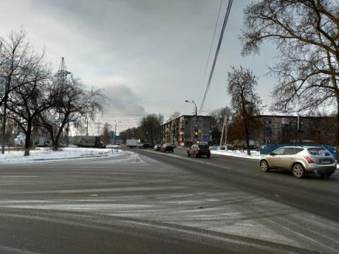 Движение на двух улицах Нижнего Новгорода станет односторонним с 30 декабря