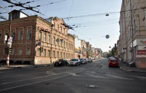 Движение по улицам Минина и Варварской в Нижнем Новгороде ограничат в апреле