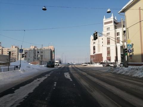 Схему движения изменили на Студенческой в Нижнем Новгороде с 19 февраля