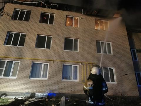 Число пострадавших при взрыве газа в Нижегородской области выросло до 8