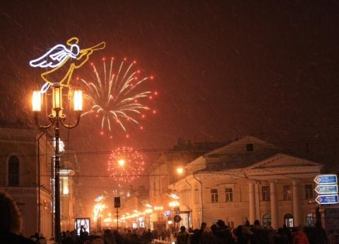 Нижегородская область объявила 31 декабря выходным днем