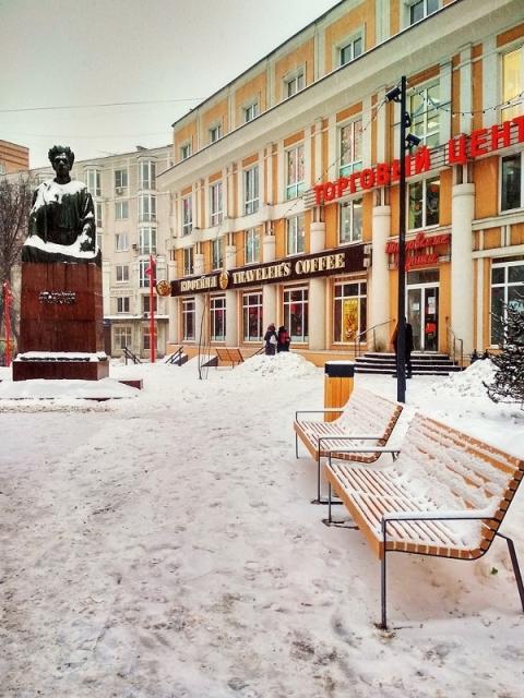 Подрядчики благоустроили три объекта к 800-летию Нижнего Новгорода